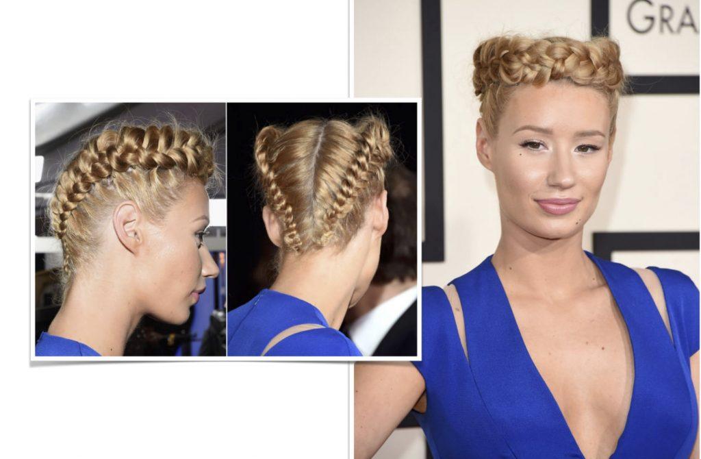 celebrity hairstylist