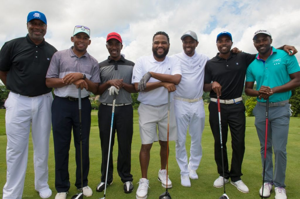 Black Golfers