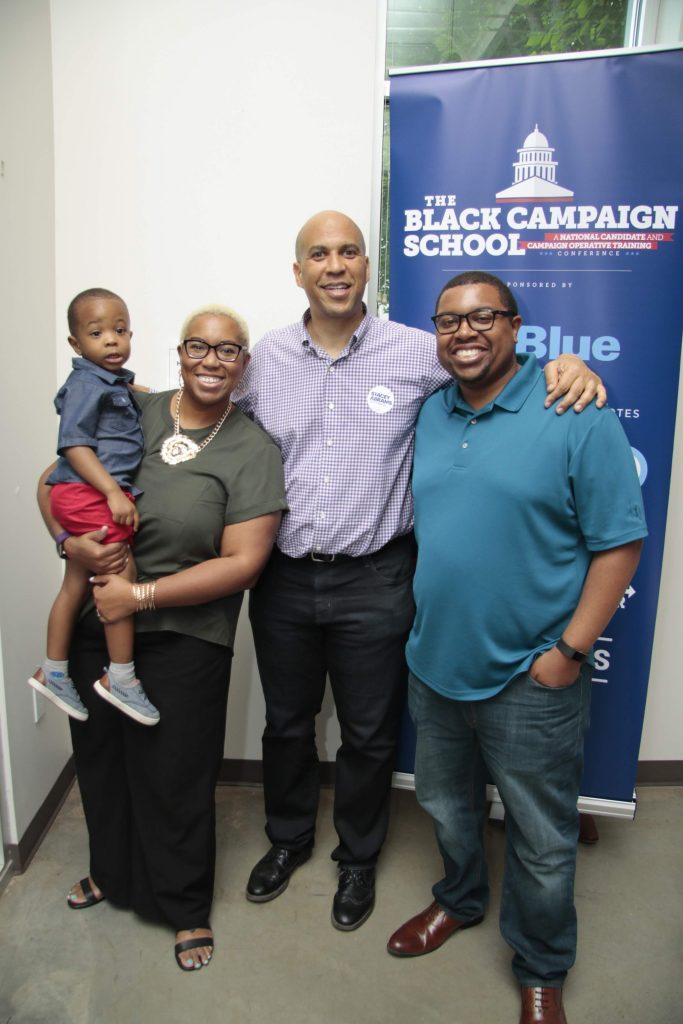 black politicians